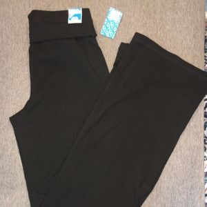 NEW Old Navy fold over wide-leg Pants